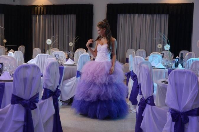 Foto de salones de fiesta foto n 2 de vitreaux for Ornamentacion para fiesta de 15