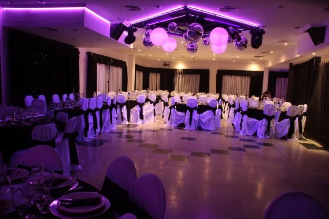 Foto de salones de fiesta foto n 18 de vitreaux recepciones sal n de eventos domingo - Los mejores salones decorados ...