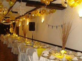 Salones de fiesta para fiestas de 15 a os y bodas en for Abril salon de fiestas belgrano