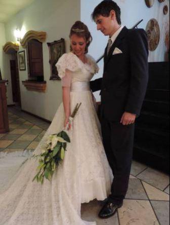Yo amo los vestidos de novia