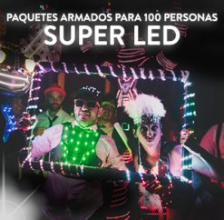 10% OFF En cotipack super led