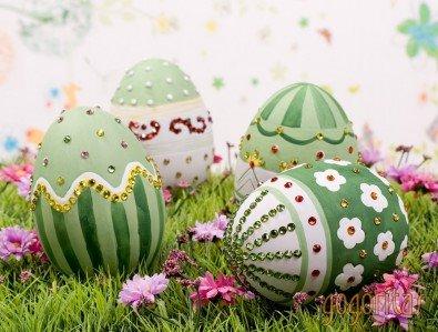 Decoraci n de huevos de pascua seccion de do it yourself hacelo vos mismo inolvidables 15 - Decori pasquali per la casa ...