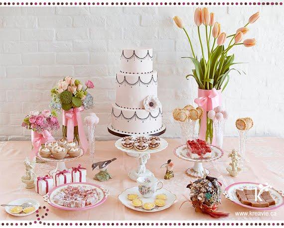 La mesa dulce para 15 años - Blog de La Fiesta de 15 ...