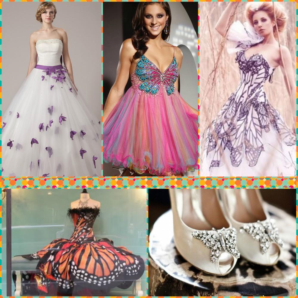 Hermosa Tema De Vestido De Fiesta Festooning - Colección del Vestido ...