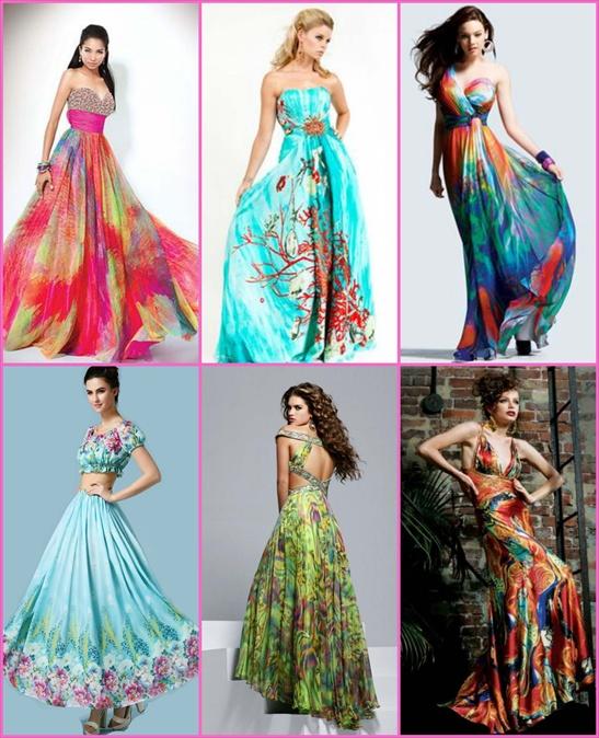 imagenes de vestidos hawaianos para 15 a os