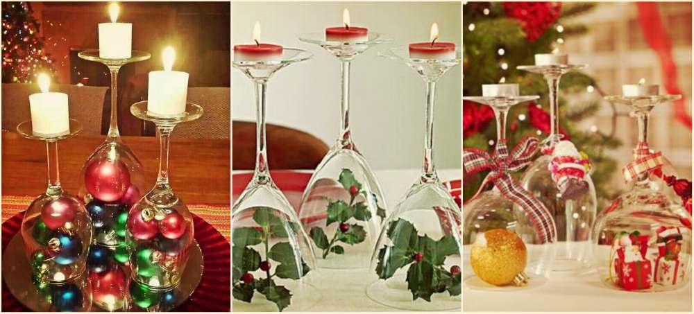 4 ideas de decoraci n navide a para tu casa blog de do for Centros de navidad con velas