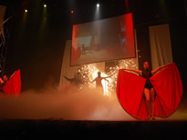 Show de Magia - Mat�as Race