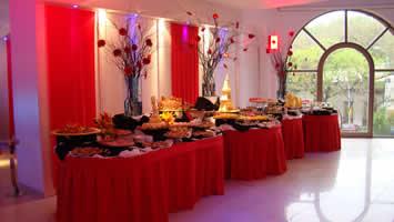 Salón para fiestas de 15 y casamientos