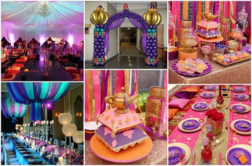 La fiesta de 15 en disney blog de la fiesta de 15 - Salones arabes modernos ...