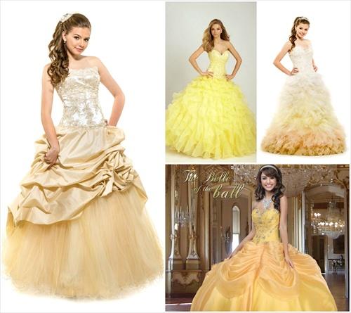 Fotos de chicas con vestidos de 15