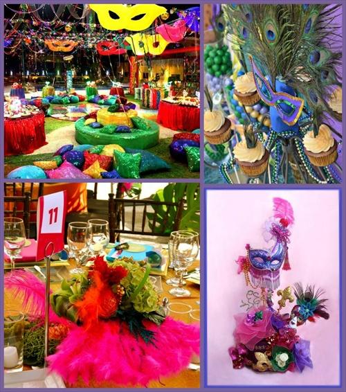 Decoracion Fiesta De Carnaval