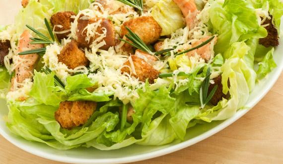 Ensalada cesar con pollo blog de 15 gourmet recetas - Ensaladas gourmet faciles ...
