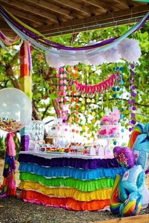 Ideas para organizar una fiesta de 15 tem tica blog de - Fiestas hippies decoracion ...