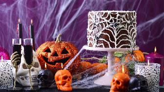 Fiesta De Halloween Seccion De La Fiesta De 15